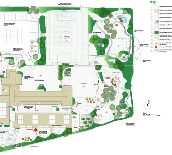 Five-Roads-Primary-School-landscape-design