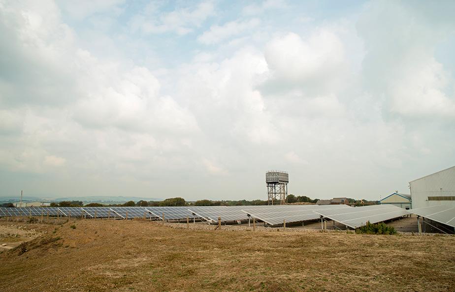 Solar-energy-landscape-assessment
